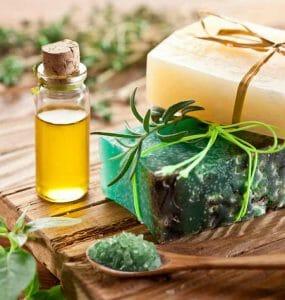 olejek i zdrowe kosmetyki