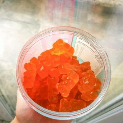 Jelly Bear Hair żelki witaminowe
