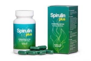 Spirulin Plus tabletki