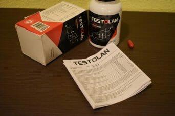 Testolan booster testosteronu