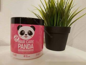 hair care panda na stole