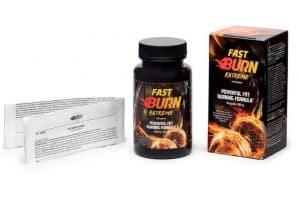 Fast Burn Extreme ulotka