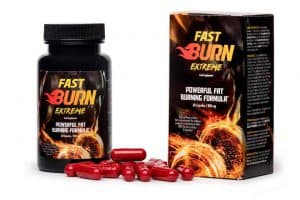 Fast Burn Extreme kapsułki