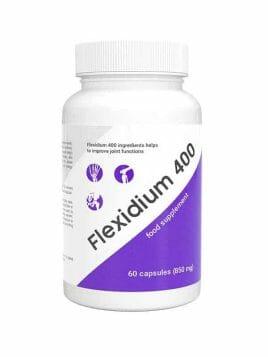 Preparat na stawy Flexidium 400