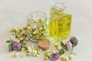 olejek roślinny