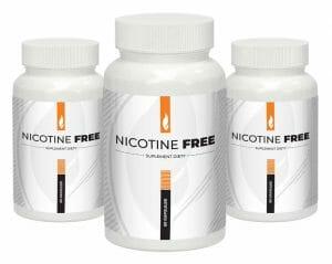 Nicotine free opakowania