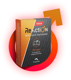 Reaction Extra suplement