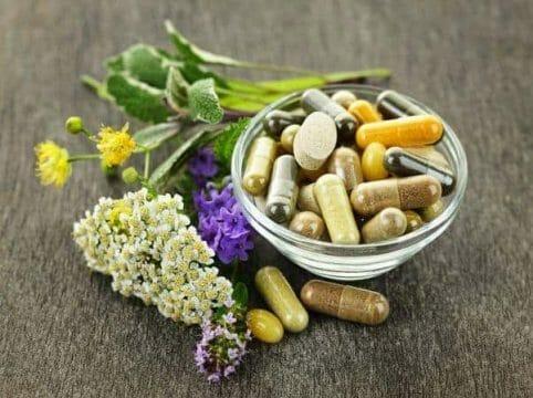 Zioła i tabletki ziołowe