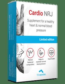 Cardio NRJ, suplement na nadciśnienie