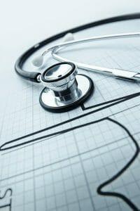 ciśnieniomierz, EKG