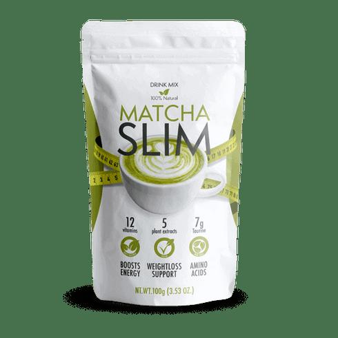 Matcha Slim suplement w proszku na odchudzanie