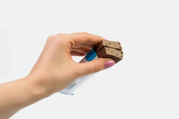 NuviaGo baton białkowy