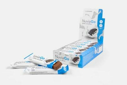 NuviaGo batony proteinowe