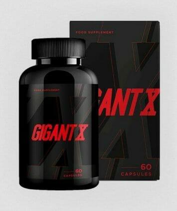 GigantX tabletki na powiększenie penisa
